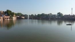 Le bassin du Gulab Sagar
