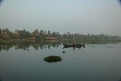 Le matin, on croise des pêcheurs