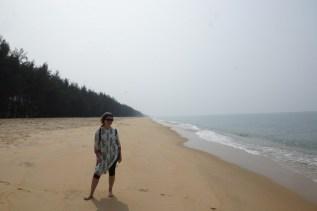 La plage est à nous!
