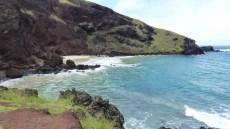 La plage d'Ovahe