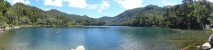 Le Lago Verde doit son nom à la couleur de ses eaux