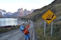 Les fameux panneaux chiliens...