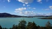 Le temps se dégage aux abords du lac