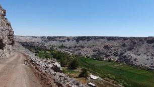 Le canyon de Lasana