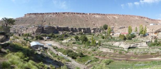 Le joli village endormi de Caspana
