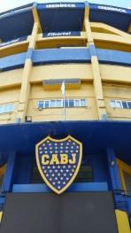 "Stade ""La Bombonera"""