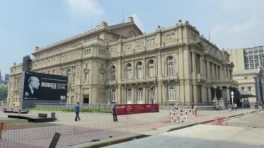 Le Teatro Colon
