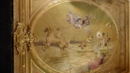 L'intérieur du musée des beaux arts