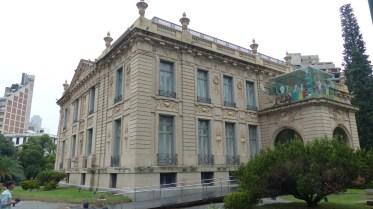 Le musée des beaux-arts provinciaux