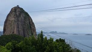 Depuis le Morro da Urca, la vue est déjà très belle