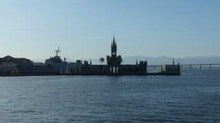 L'Ilha Fiscal et son magnifique palais