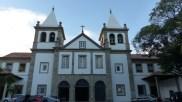 L'église du monastère São Bento