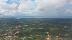 Arrivée à São Luis