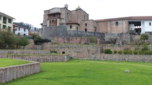 Qorikancha et le monastère Santo Domingo
