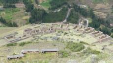 Ancienne place militaire, en demi-lune