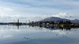 Le port de Puno