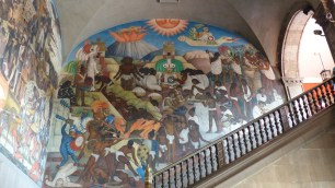 Cette partie est dédié au Mexique préhispanique