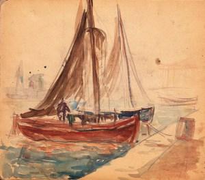 1932 Gravereaux, Robert - Carnet Croissy 22_wp