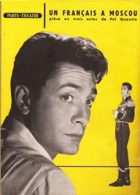 1957v Paris Theatre 124 - Un francais a Moscou wp