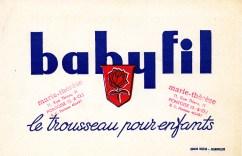 Babyfil, Buvard - G 4 3_wp