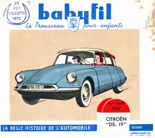 Babyfil, Buvard - S Automobile 10-S (1957)_wp