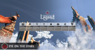 Endless Legend: игровая заставка Драккенов