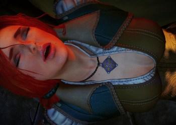 Трисс Меригольд. Ведьмак 3: Дикая охота (The Witcher 3: Wild Hunt)