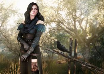 Йеннифер. Ведьмак 3: Дикая охота (The Witcher 3: Wild Hunt)