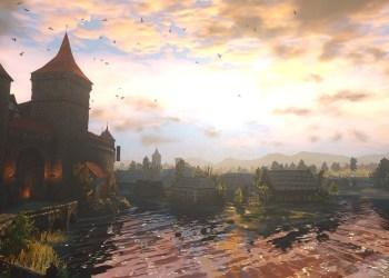 Новиград. Ведьмак 3: Дикая охота (The Witcher 3: Wild Hunt)