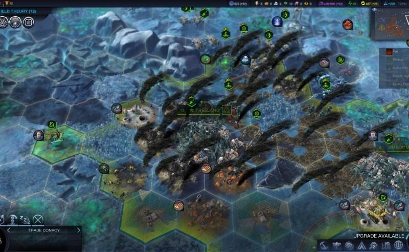 Civilization Beyond Earth — Саботаж в Фрилэнд