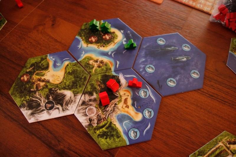 Высадка на архипелаг