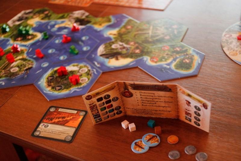 Кризис в Archipelago