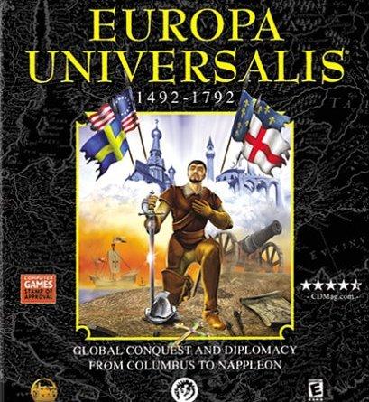 Europa Universalis — несколько слов, о начале великой серии игр.