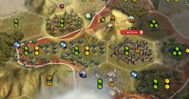 Игровые ресурсы на клетках в Sid Meier's Civilization V: Brave New World