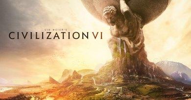Sid Meier's Civilization VI logo