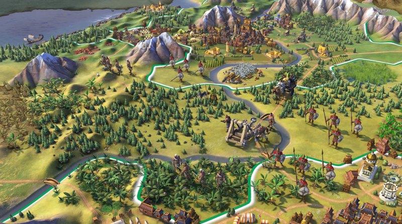Sid Meier's Civilization VI: Юниты