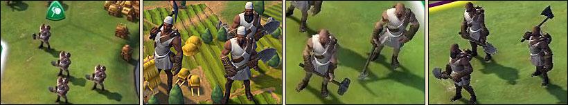 Строитель в Sid Meier's Civilization VI