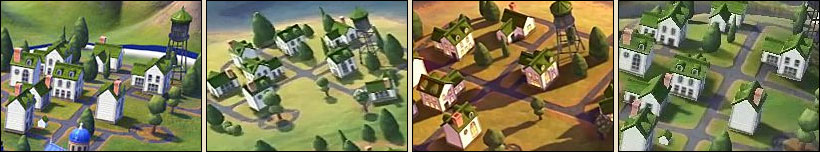Пригород в Sid Meier's Civilization VI