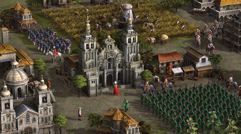 Белорусы просят включить в игру «Казаки 3» нацию литвинов