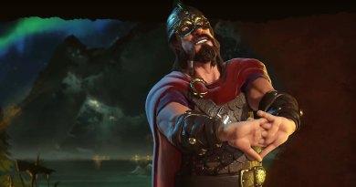 Харальд III Суровый - лидер Норвегии в Sid Meier's Civilization VI