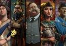 Все цивилизации в Sid Meiers Civilization VI