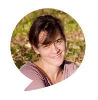 Carole Marchais, fondatrice des happycuriennes, une ligne de soins cosmétique bio vegan