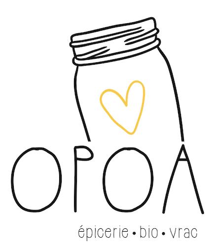 OPOA, épicerie vrac de collecte de nos flacons Les Happycuriennes à Paris