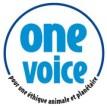 label vegan one voice bleu pour la cosmetique vegan
