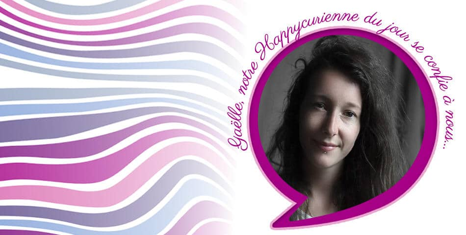 Interview de Gaëlle, adepte de L'Optimiste pour peau seche a sensible et du bonheur