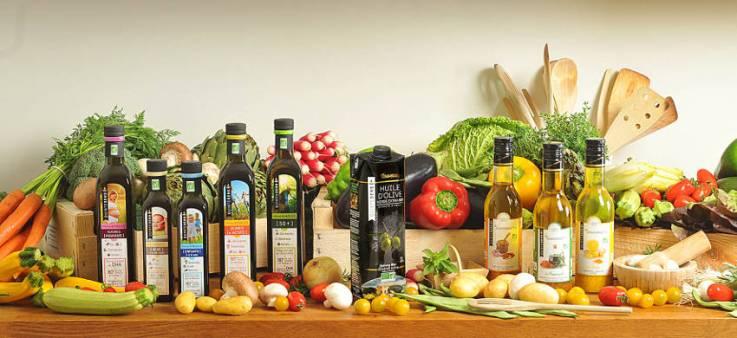 Les huiles végétales sont indispensables pour la santé et la beauté de la peau