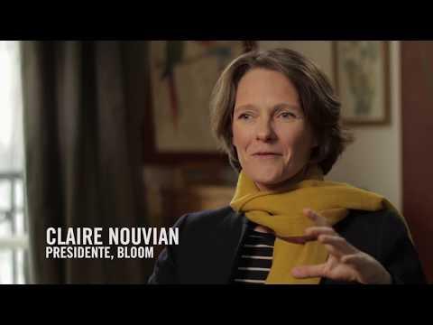 Claire Nouvian, présidente de l'association Bloom