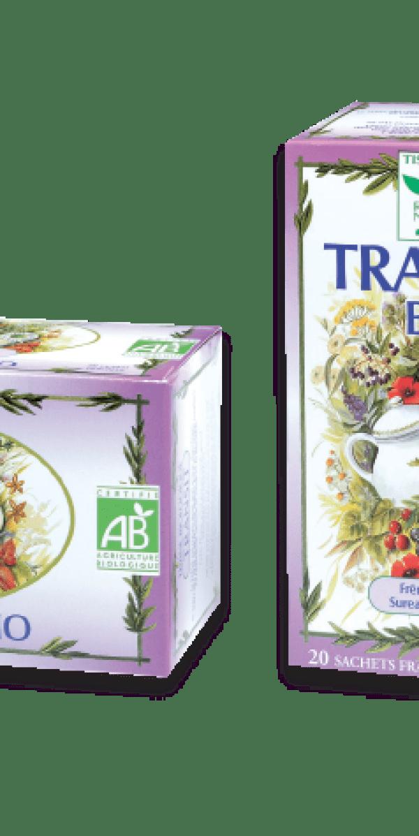 Tisane Transit 20 sachets – Romon Nature