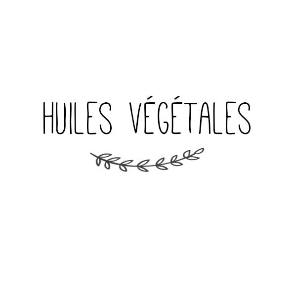 Huiles Végétales