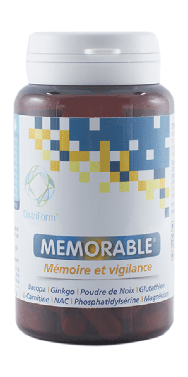 Mémorable  – Distriform'